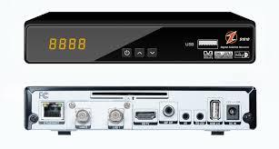 ZATBOX S1010 HD NOVA ATUALIZAÇÃO SKS 22W / 58W - 27/07/2016