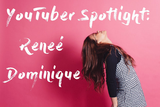 Reneé Dominique YouTuber / Singer / Songwriter