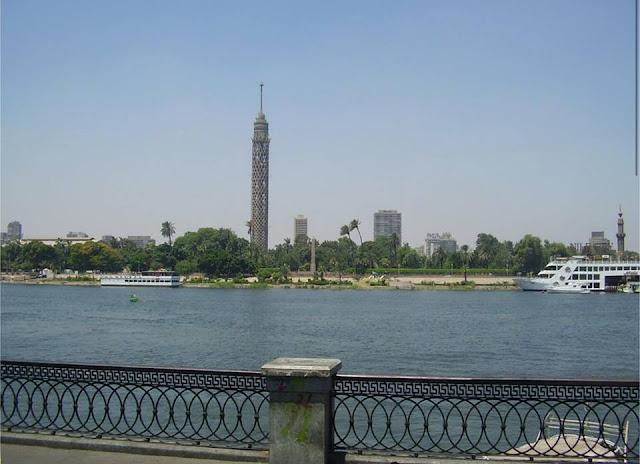 موعد على النيل