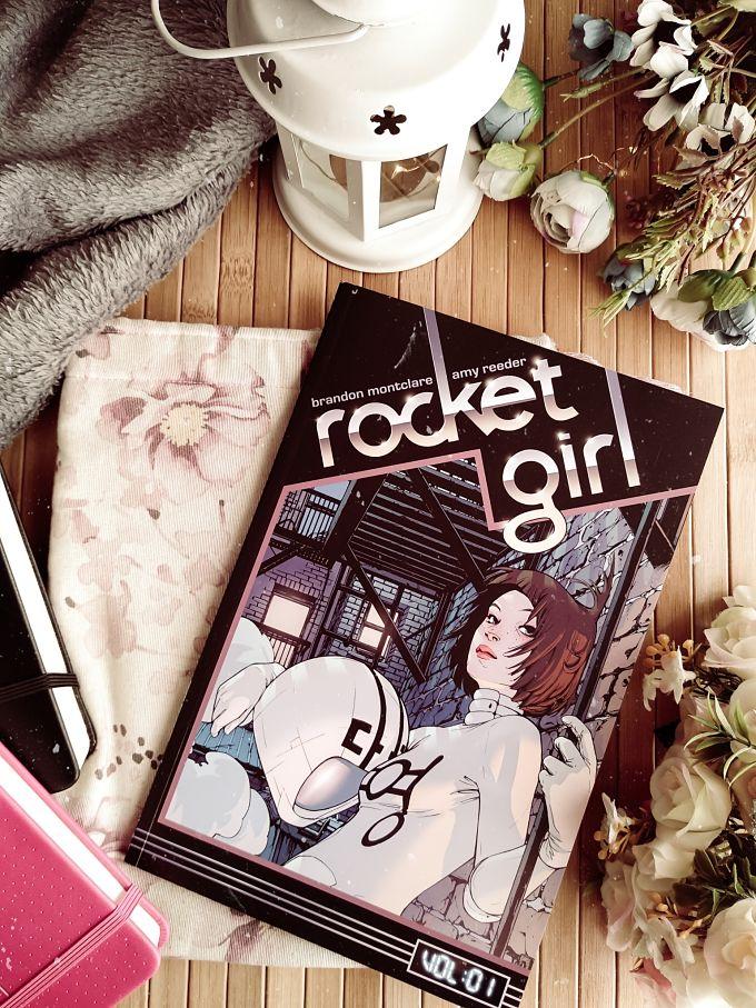 Foto del libro Rocket girl