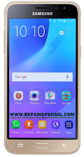 Cara Flash Samsung Galaxy J3 via Odin v3.10.7