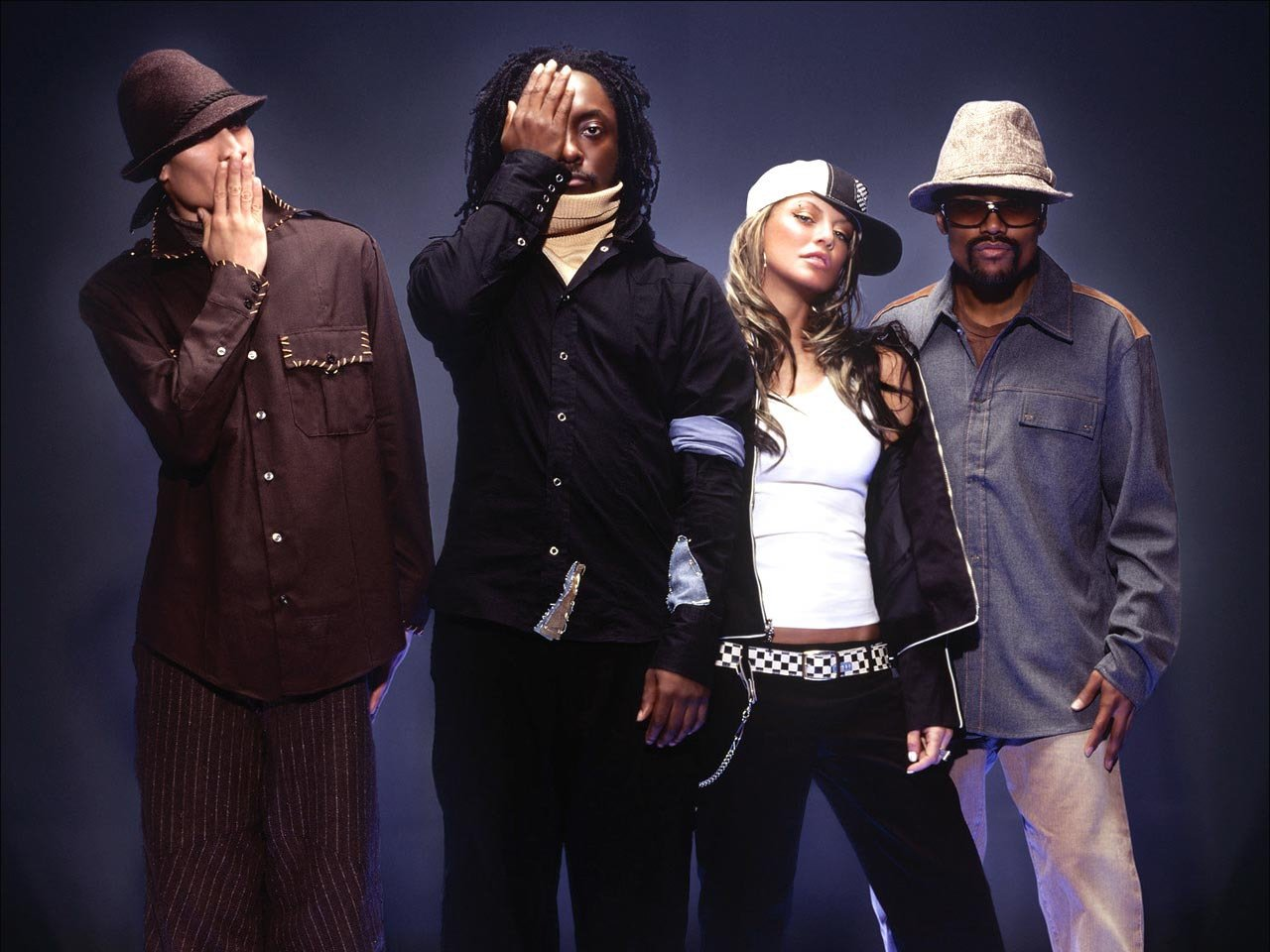 The Black Eyed Peas wallpaper ~ ALL ABOUT MUSIC