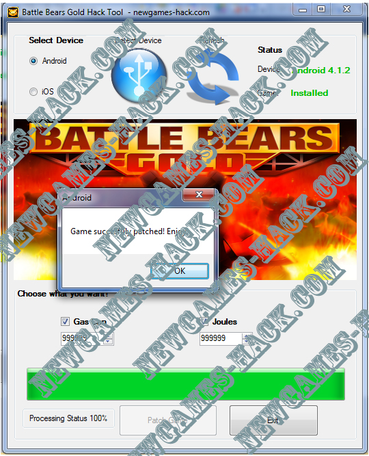 Battle bears gold hack tool for mac download