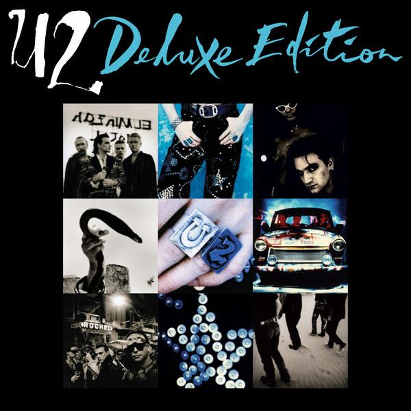 iTunes edicion Deluxe Edition de Achtung Baby