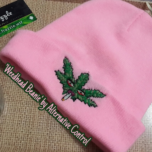 Weedhead Beanie NOW AVAILABLE