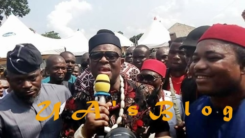 Buhari administration has killed more Igbo than any govt since civil war – Fani Kayode [VIDEO]