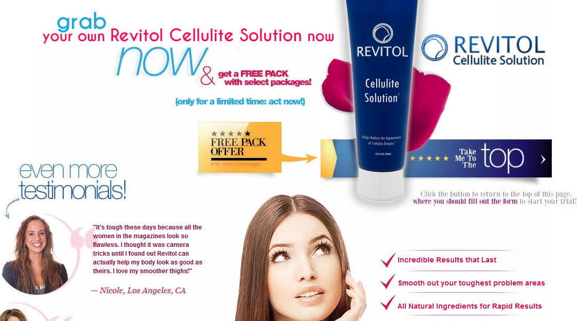 Cellulite Solution by Revitol