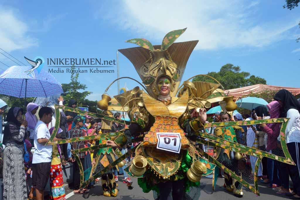 1 Januari 2018, Peringatan Hari Jadi Kabupaten Kebumen yang Terakhir