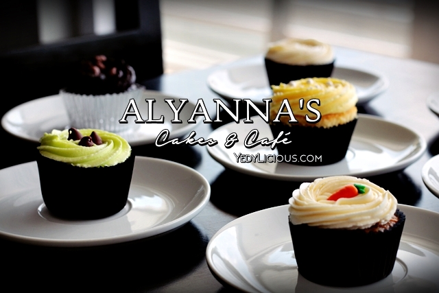 Alyanna's Cakes and Cafe in Antipolo City