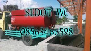Sedot WC Jalan Semut Baru Surabaya