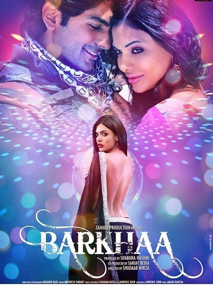 Barkhaa 2015 Hindi SCamRip 700mb XviD