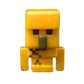 Minecraft Red Mini Figures