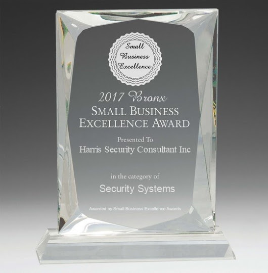 Harris Security Consultant Inc: Award Security Systems