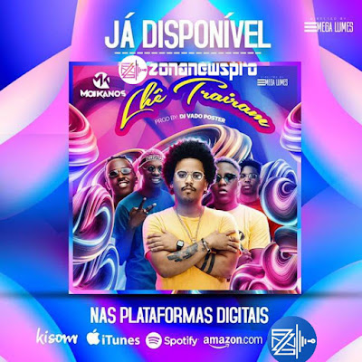 Os Moikanos - Lhe Trairam (Afro House) 2019 [Prod.by Dj Vado Poster]