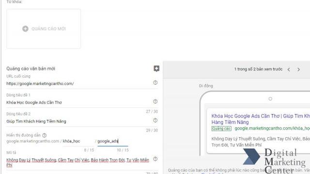 Cách tạo chiến dịch quảng cáo Google Ads ảnh 9