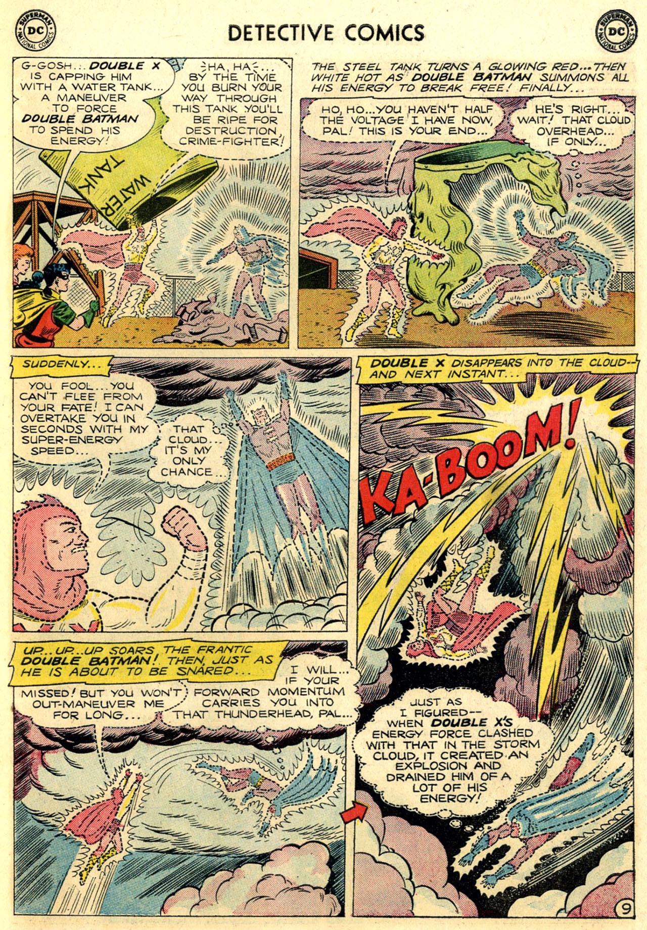 Detective Comics (1937) 316 Page 10