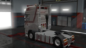 Stanley Truck – DAF XF 105 Reworked [1.31]