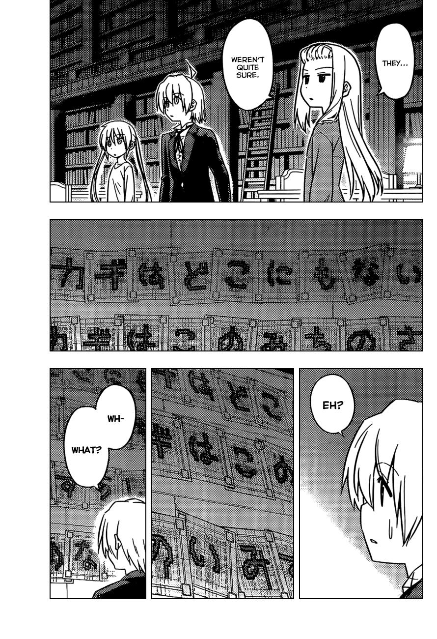 Hayate the Combat Butler - Chapter 568