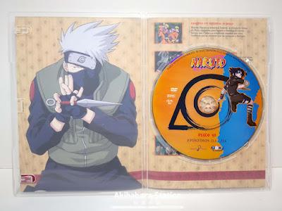 Naruto DVD BOX 9 de Selecta Vision