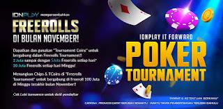 Mainkan Judi Turnamen Poker Online Server IDN QDewi.net Terpercaya