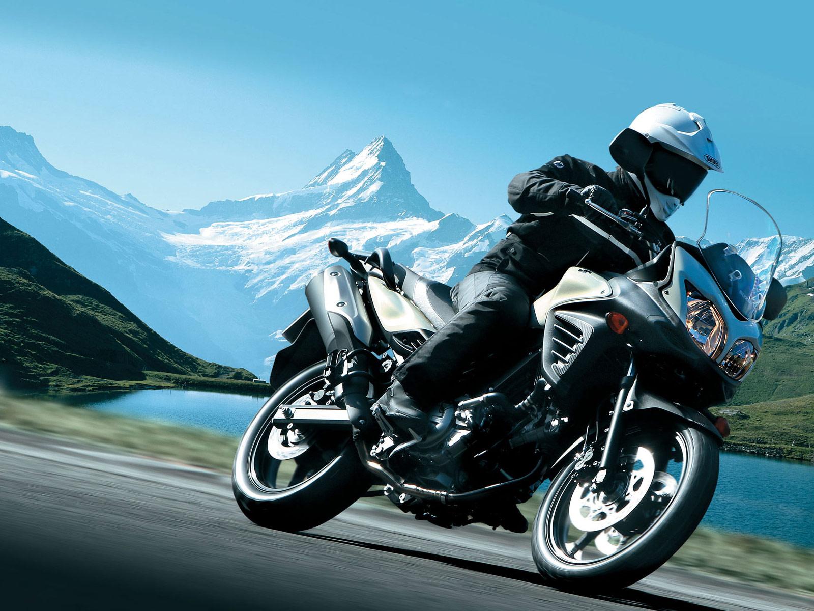 2012 Suzuki V Strom 650 Abs Motorcycle Wallpaper