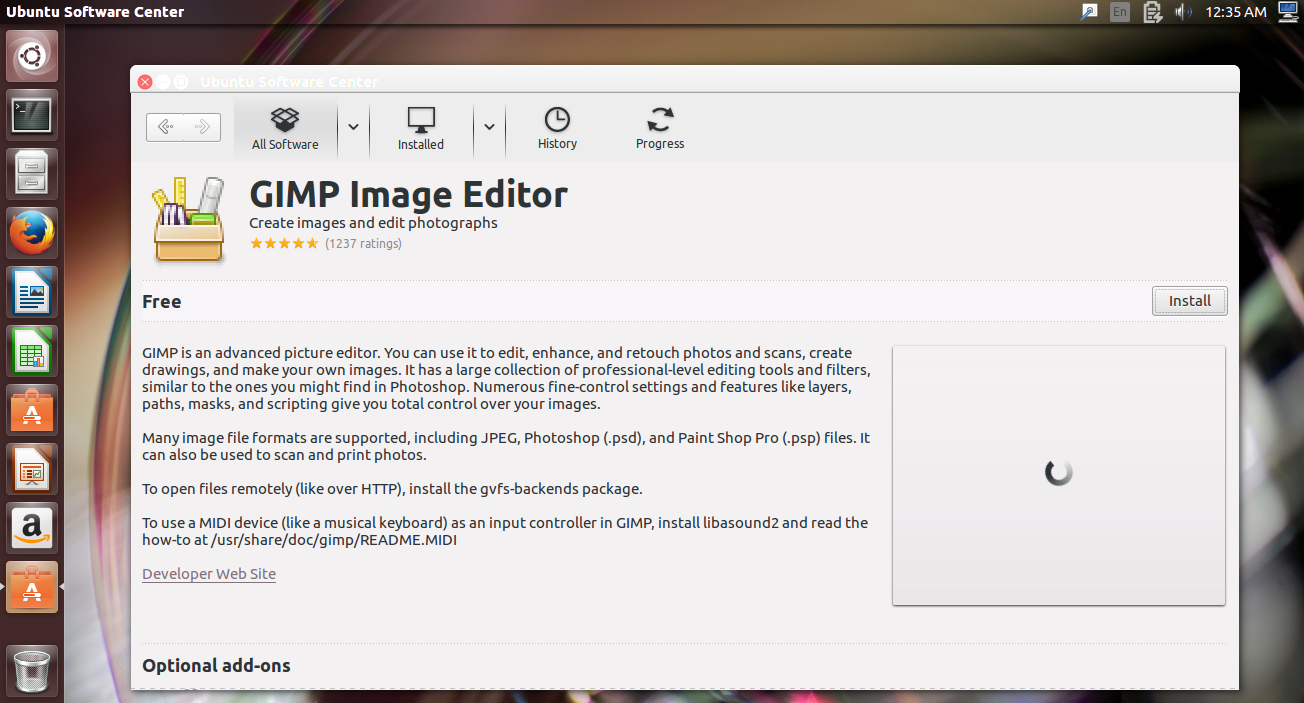 Open Source Photoshop alternatives for Linux - GIMP ~ BE OPEN SOURCE