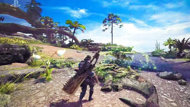 Monster Hunter World: PS4 Review