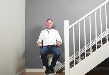 dépannage monte escalier