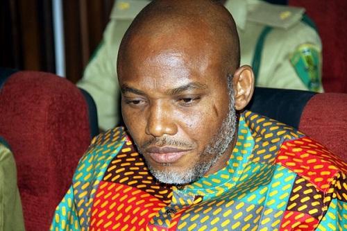 BIAFRA LEADER NNAMDI KANU EXPLODES – SENDS STRONG MESSAGE TO STUBBORN IGBOS DEVELOPING LAGOS, ABUJA (WATCH)