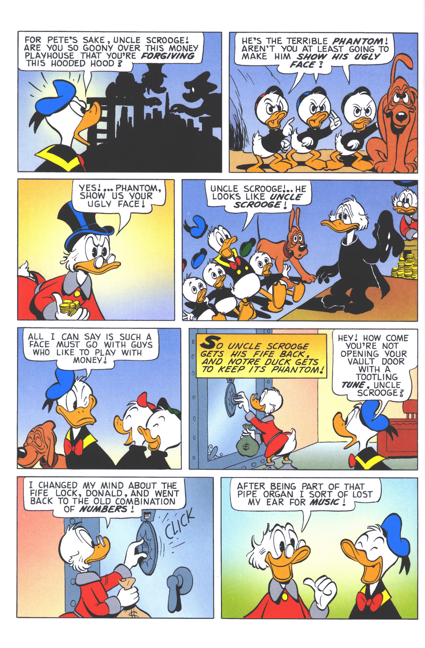 Read online Uncle Scrooge (1953) comic -  Issue #379 - 26