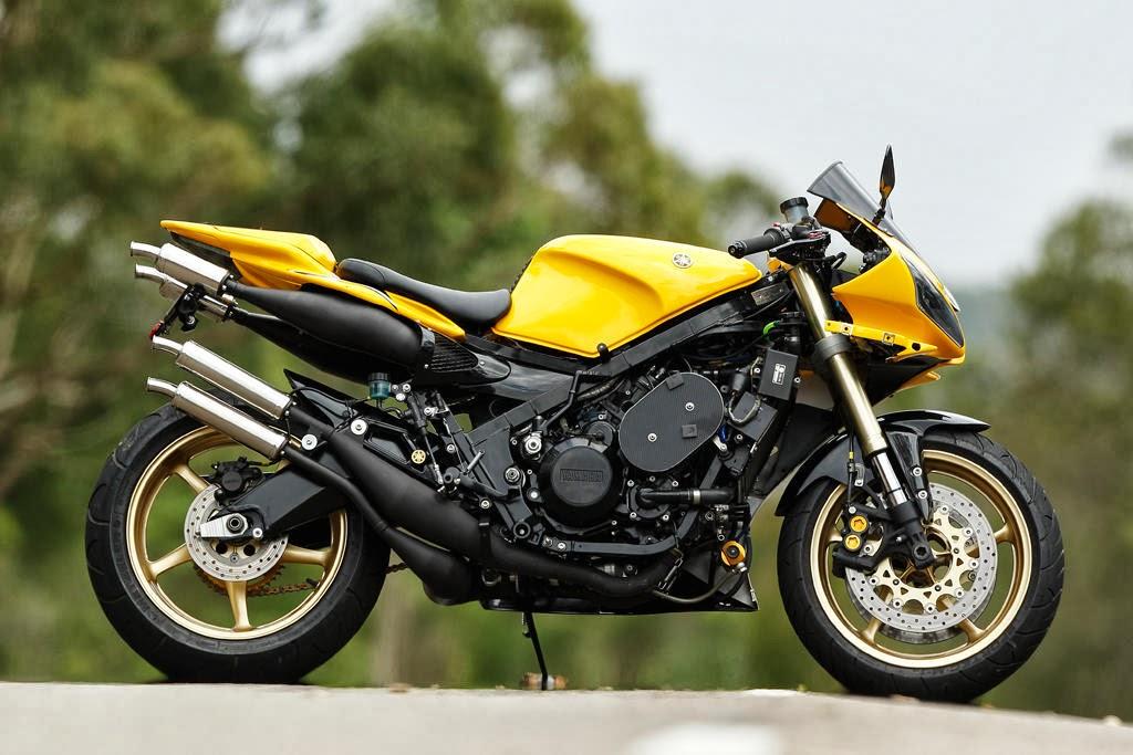 Dirt Road Ripper: Yamaha XT500 by MotoRelic - BikeBound