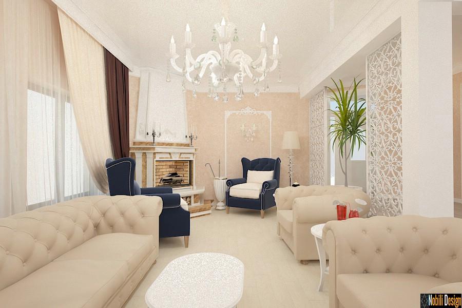 Design interior casa stil clasic Craiova | Amenajari interioare case apartamente la cheie in Craiova