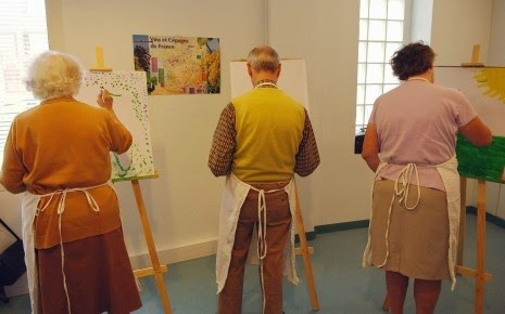Οι καλλιτεχνικές δραστηριότητες προστατεύουν από άνοια και Αλτσχάιμερ
