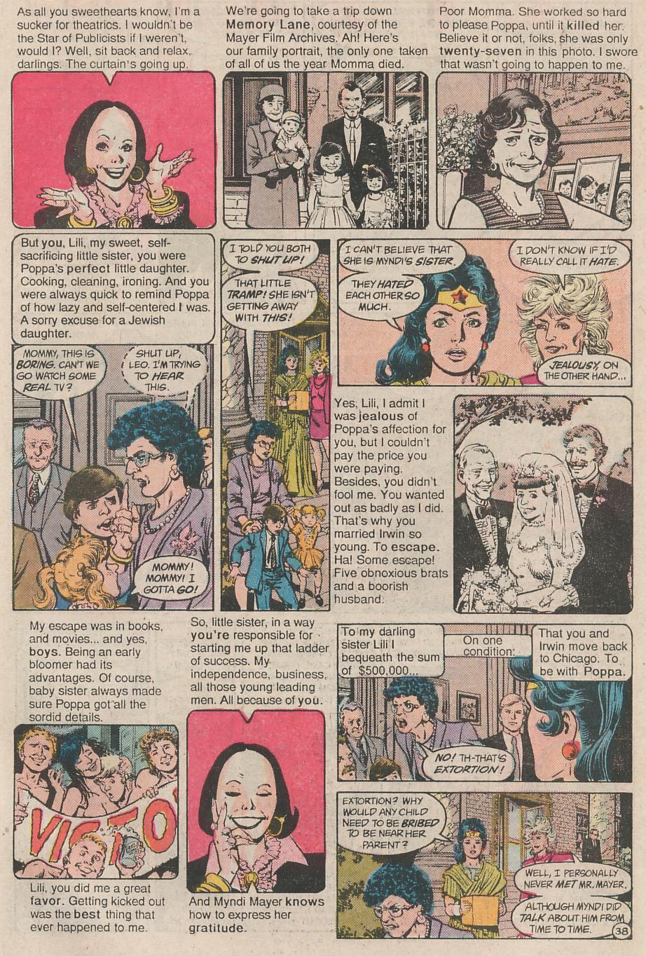 Read online Wonder Woman (1987) comic -  Issue # Annual 1 - 39