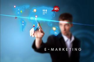 Pengertian E-Marketing, Manfaat dan Kelebihannya