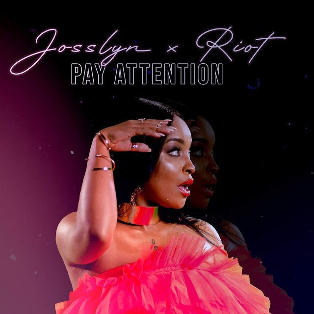 Josslyn Feat. Riot - Pay Attention (Reggaeton) [Download]