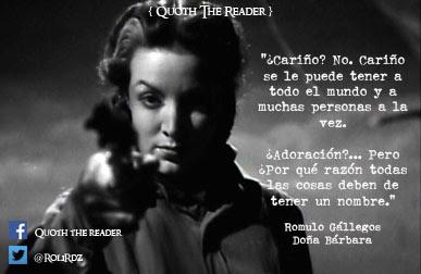 Doña Bárbara Reseña Lector Promedio