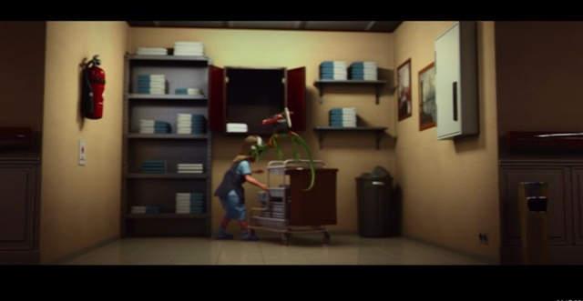 Una Familia Espacial (2015) HD 1080p Latino