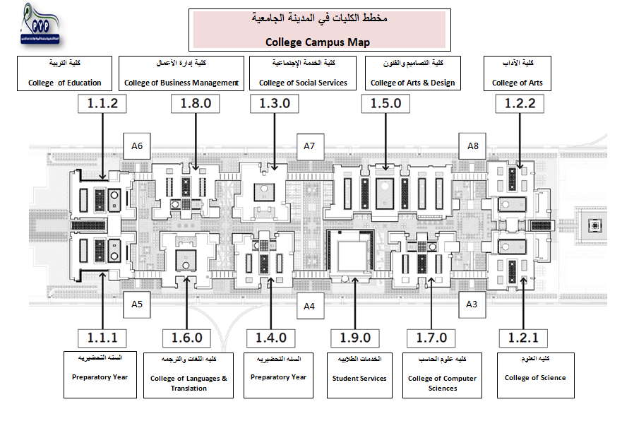 مشاعل الزيد إرشادات مهمة لطالبات السنة التحضيرية في جامعة الأميرة نورة بنت عبدالرحمن المسار العام