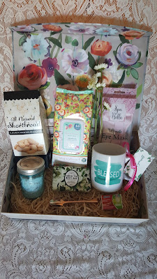 Treat Yourself Gift Box from Arianne's Joy Gift Shop!
