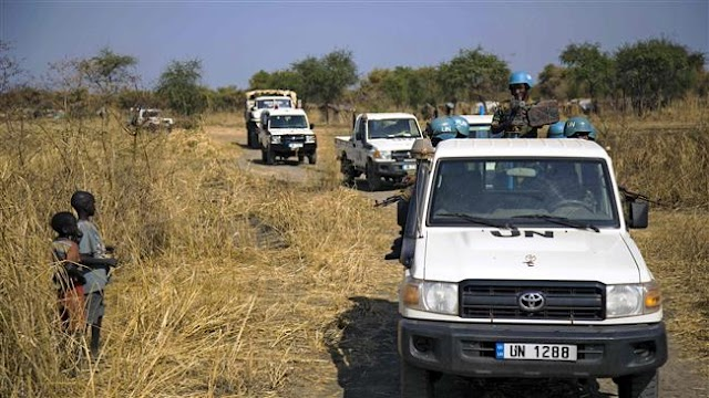 UN Security Council agrees to reduce peacekeeping force in Darfur