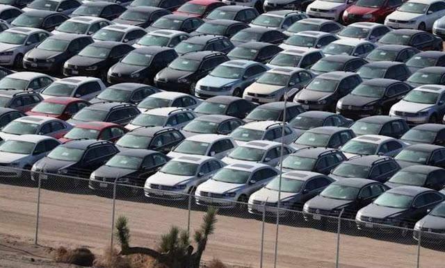 VW ajusta carros recomprados para revendê-los nos EUA