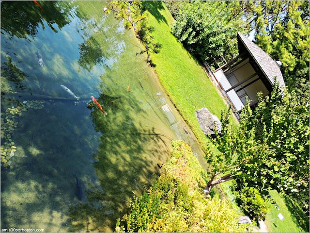 Jardín Japonés del Jardín Botánico de Montreal