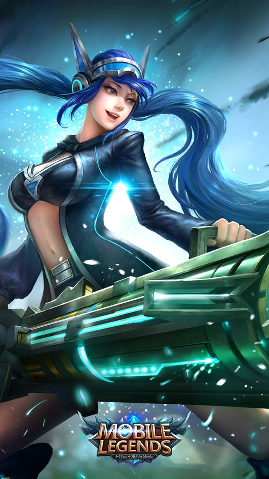Download Gambar Layla Mobile Legends