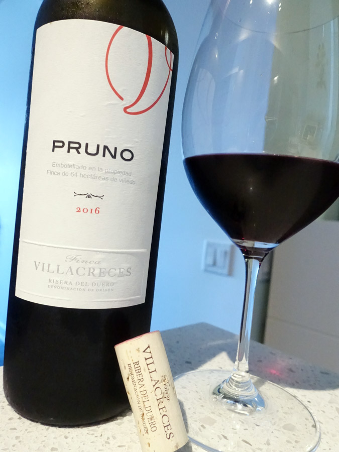 Villacreces Pruno 2016 (89 pts)