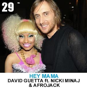 David Guetta - Hey Mama ft Nicki Minaj, Bebe Rexha & Afrojack