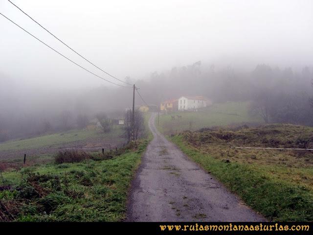 Prado Marqués: Llegando a Bujandi