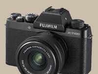 Serupa Tapi tak Sama Mirrorless Fujifilm XT-100 Seharga Rp 8 jutaan