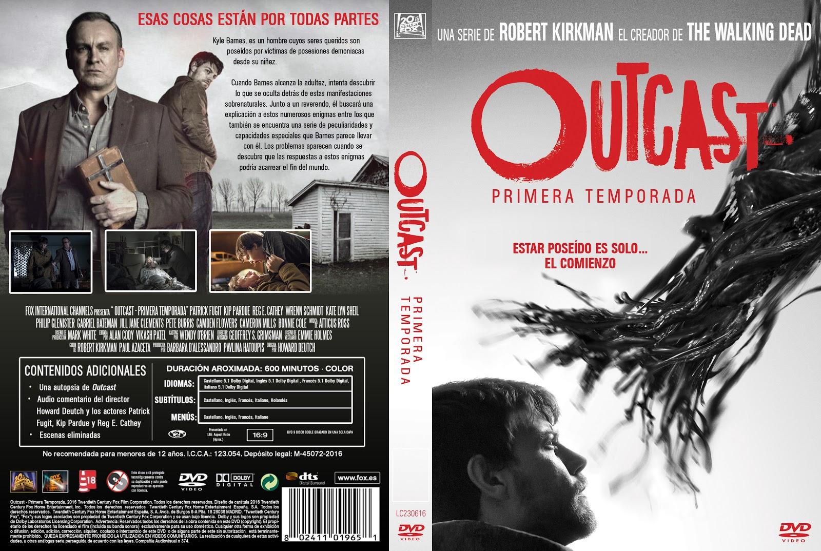 Outcast - Temporada 1 [Completa] [Español Latino]