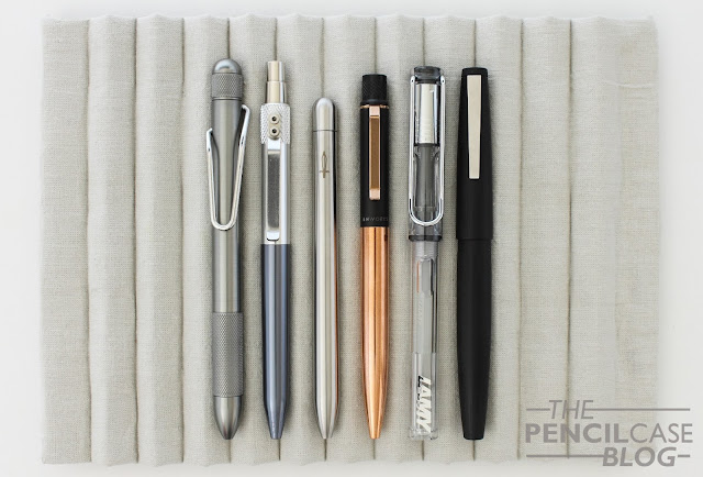 Review: Baron Fig Squire Stainless Steel pen